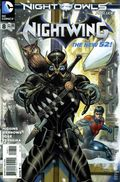 Nightwing (2011 2nd Series) 8A