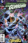 Green Lantern New Guardians (2011) 8A