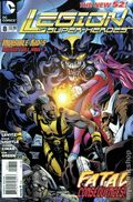 Legion of Super-Heroes (2011 7th Series) 8