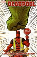 Deadpool TPB (2009-2012 Marvel) By Daniel Way 8-1ST