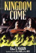 Kingdom Come HC (1998 Warner Books Novel) 1-1ST