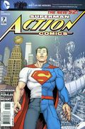 Action Comics (2011 2nd Series) 7B