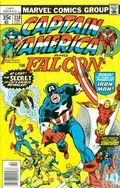 Captain America (1968 1st Series) Mark Jewelers 218MJ