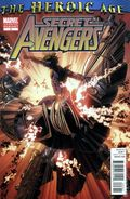 Secret Avengers (2010 Marvel) 1st Series 3C