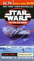 Star Wars New Jedi Order Dark Tide PB (2000 Novel) 1-REP