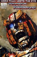 Transformers More than Meets the Eye (2012 IDW) 5A