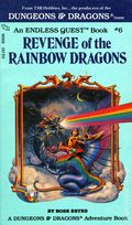 Dungeons and Dragons PB (1983 Endless Quest Book) 6-REP
