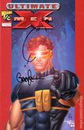 Ultimate X-Men (2001) Wizard 1/2 1/2DFSIGNEDB