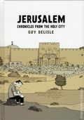 Jerusalem Chronicles from the Holy City HC (2012) 1-1ST