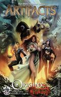 Artifacts Origins First Born TPB (2012 Top Cow) 1-1ST