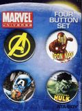 Marvel Comics Button (2010 Ata-Boy) SET-01