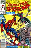 Deadly Foes of Spider-Man (1991) Mark Jeweler 1MJ