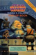 Star Wars Jabba's Palace Pop-Up Book HC (1996) 1-1ST