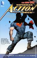 Superman Action Comics HC (2012 DC Comics The New 52) 1-1ST