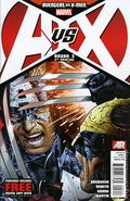 Avengers vs. X-Men (2012 Marvel) 3G