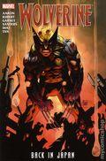 Wolverine Back in Japan HC (2012 Marvel) 1-1ST