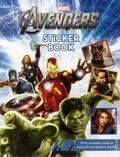 Avengers Sticker Book SC (2012) 1-1ST