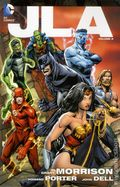 JLA TPB (2011 Deluxe Edition) 2-1ST