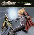 Avengers Battle Against Loki SC (2012 Marvel) 1-1ST