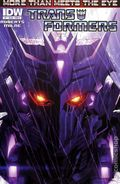 Transformers More than Meets the Eye (2012 IDW) 7A