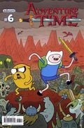 Adventure Time (2012 Kaboom) 6A