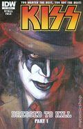 Kiss (2012 IDW) 1RIA