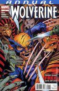 Wolverine (2010 3rd Series) Annual 1A