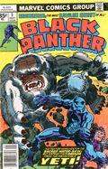 Black Panther (1977 Marvel 1st Series) 35 Cent Variant 5