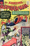 Amazing Spider-Man (1963 1st Series) UK Edition 14UK