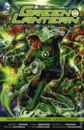 Green Lantern War of the Green Lanterns TPB (2012 DC) 1-1ST