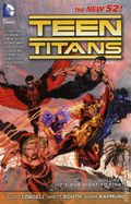 Teen Titans TPB (2012 DC Comics The New 52) 1-1ST