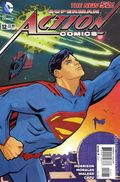 Action Comics (2011 2nd Series) 12B