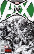 Avengers vs. X-Men (2012 Marvel) 2K