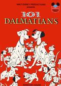 101 Dalmatians HC (1974 Random House) Walt Disney 1-1ST
