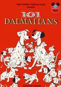 101 Dalmatians HC (1974 Random House) Walt Disney 1-1ST