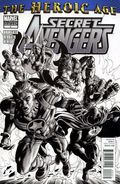 Secret Avengers (2010 Marvel) 1st Series 2D