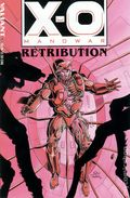 X-O Manowar Retribution TPB (1993) 1S-1ST