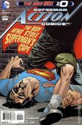 Action Comics (2011 2nd Series) 0B