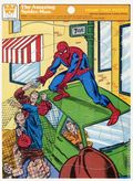 Amazing Spider-Man Frame-Tray Puzzle (1976 Whitman) 4515H