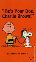 He's Your Dog Charlie Brown! GN (1969 Scholastic Digest) 1-1ST
