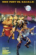 Nick Fury vs. SHIELD (1988) 4