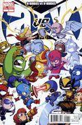 A-Babies vs. X-Babies (2012 Marvel) 1A