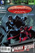 Batman Incorporated (2012 2nd Series DC) 4A