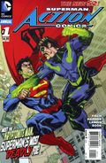 Action Comics (2011 2nd Series) Annual 1
