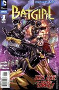 Batgirl (2011 4th Series) Annual 1