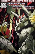 Transformers More than Meets the Eye (2012 IDW) 10B