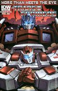 Transformers More than Meets the Eye (2012 IDW) 10RI