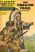 Classics Illustrated 072 The Oregon Trail (1950) 10