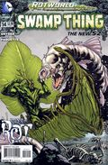 Swamp Thing (2011 5th Series) 14A