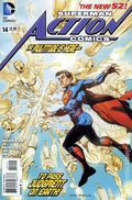 Action Comics (2011 2nd Series) 14A